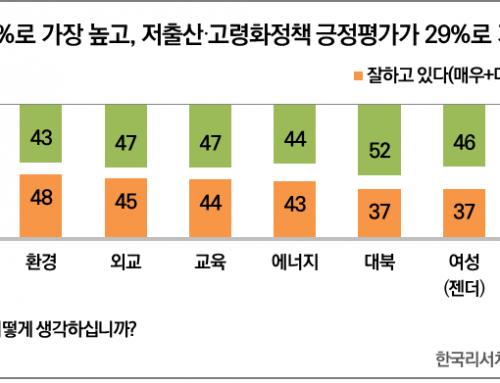 [정책평가 – 2020년 3월 4주차] 보건의료, 외교, 사회안전 정책 평가 반등